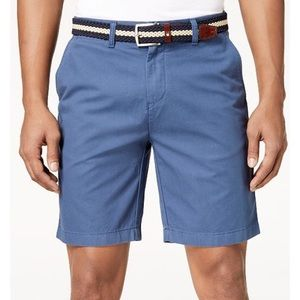 "NWT Men's Tommy 9"" Chino shorts"